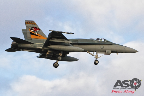 Mottys RAAF FA-18 Williamtown FCI 2015 1005