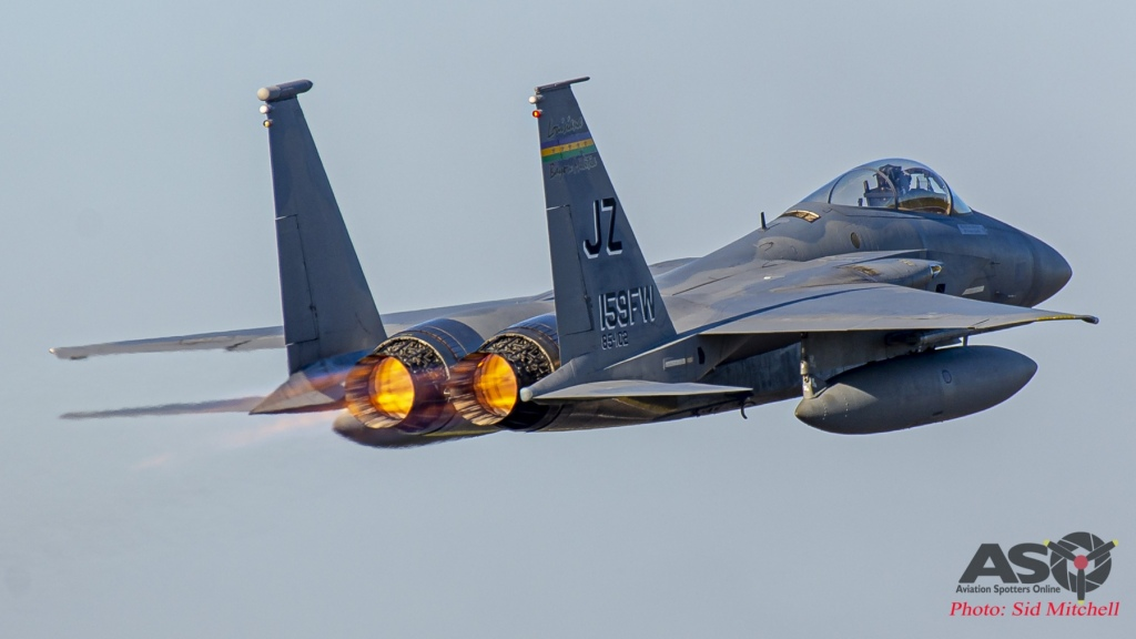 F-15C from 194th FS
