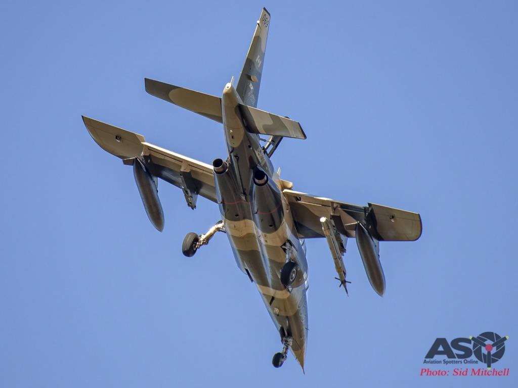 C-GLTO - a Top Aces Dornier Alpha Jet