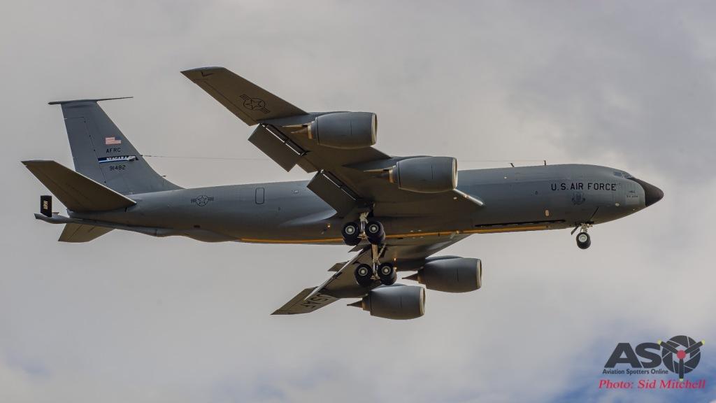 USAF KC-135R 59-1482 Stratotanker