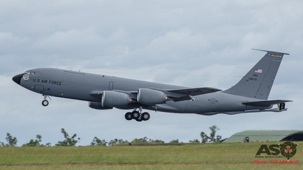 USAF KC-135R 63-8876 Stratotanker