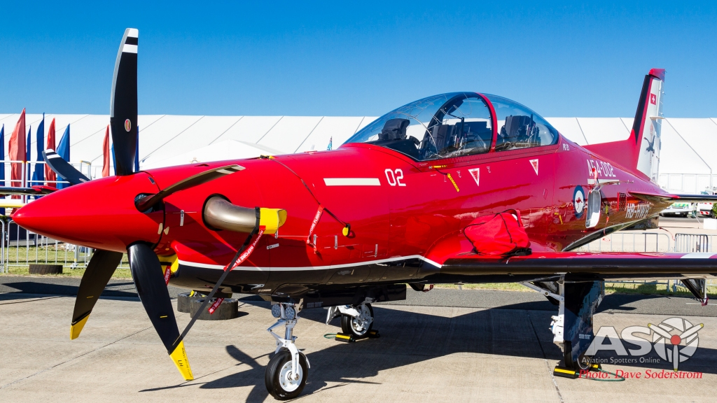 A54-002 RAAF PC-21 ASO (1 of 1)