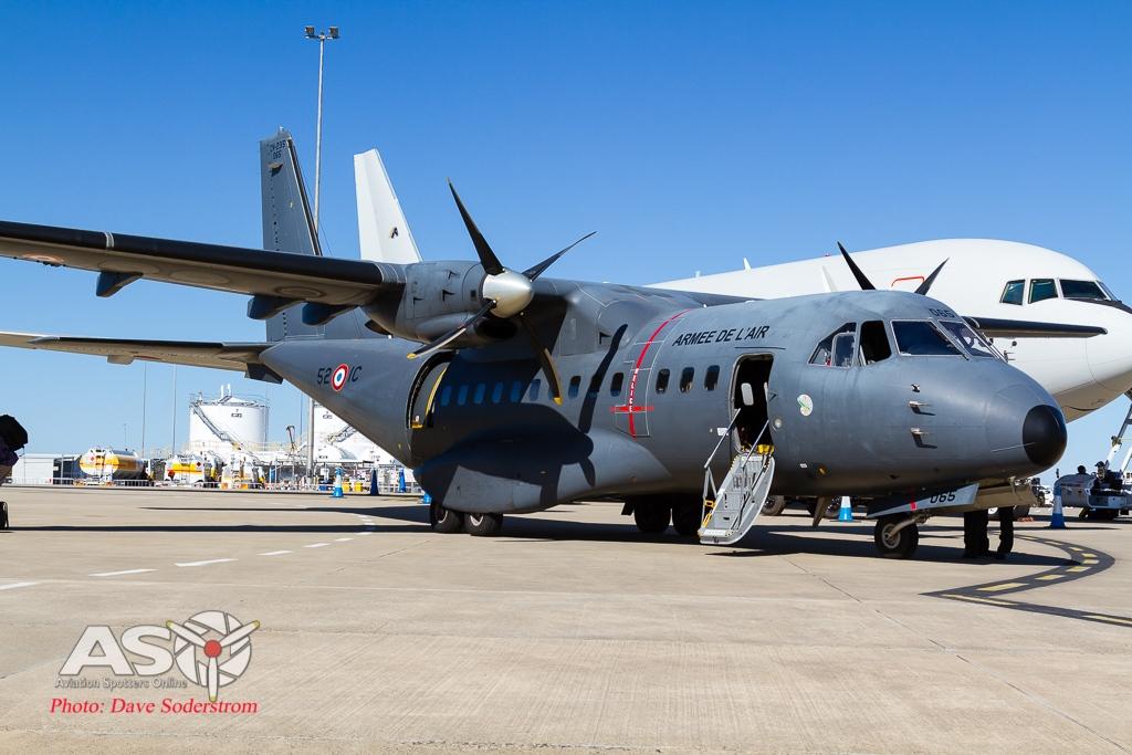 Armée de l'Air Française CASA CN-235