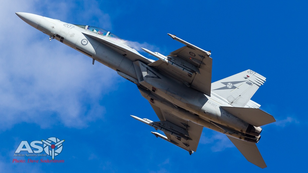 Rhino - The F/A-18F Super Hornet RAAF