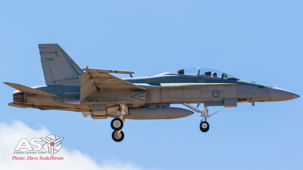 ASO A21-114 F-A-18B  (1 of 1)