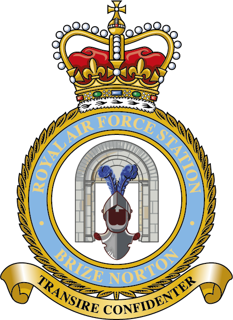 RAF Brize Norton Badge