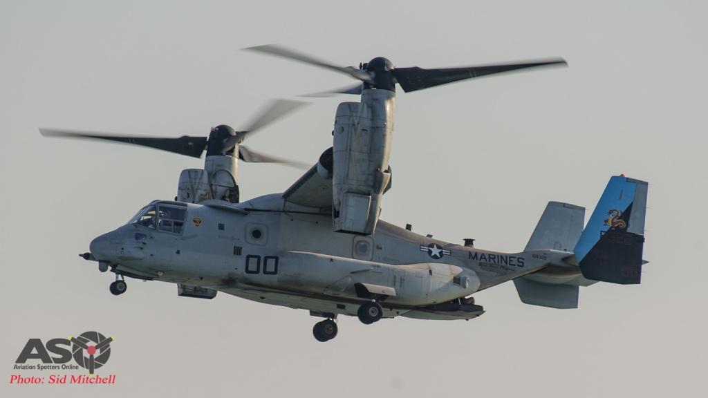 USMC MV-22B Osprey