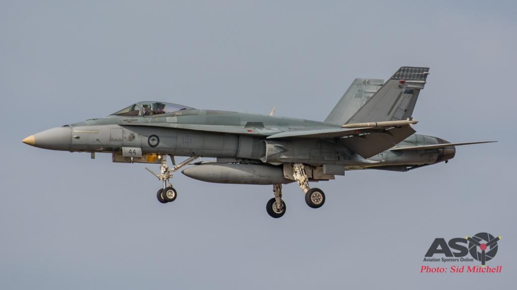 RAAF F/A-18