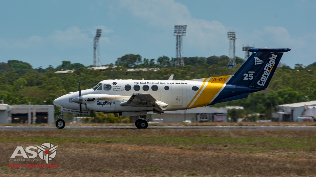 Careflight B200 King Air