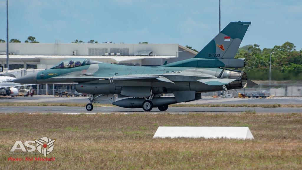 TNI-AU F-16C