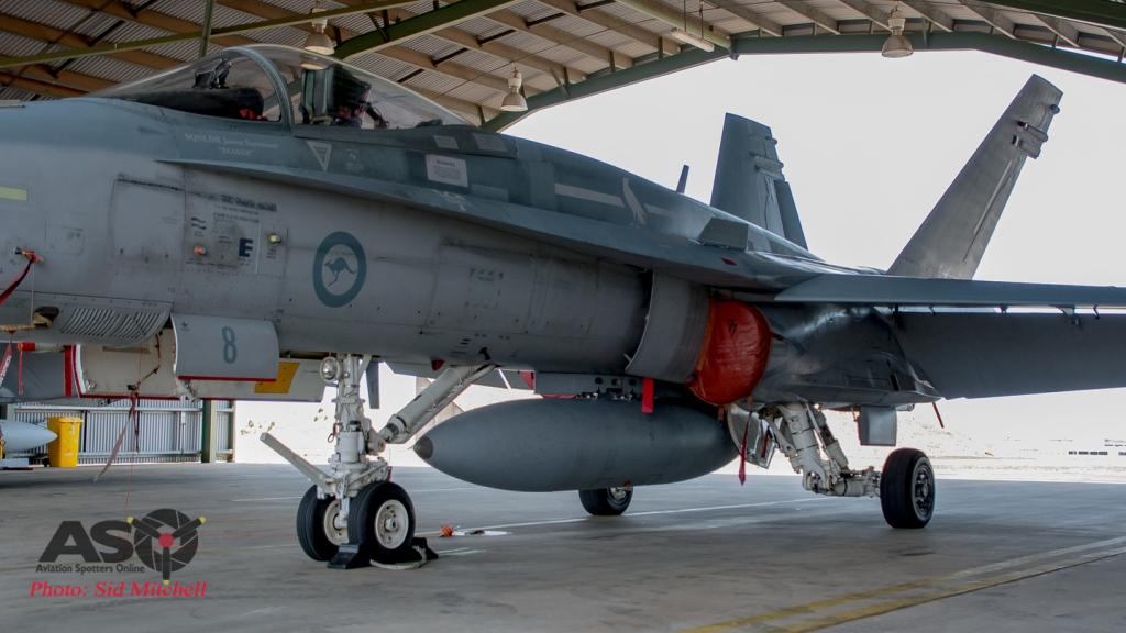 RAAF F/A-18A
