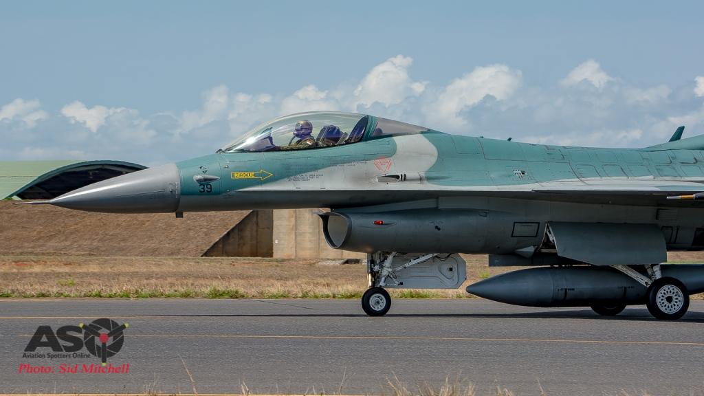TNI-AU F-16 Falcon