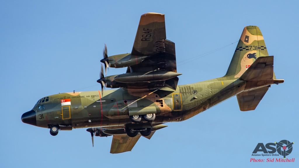 RSAF Lockheed C-130H