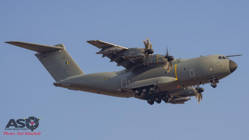 RMAF A400M Atlas
