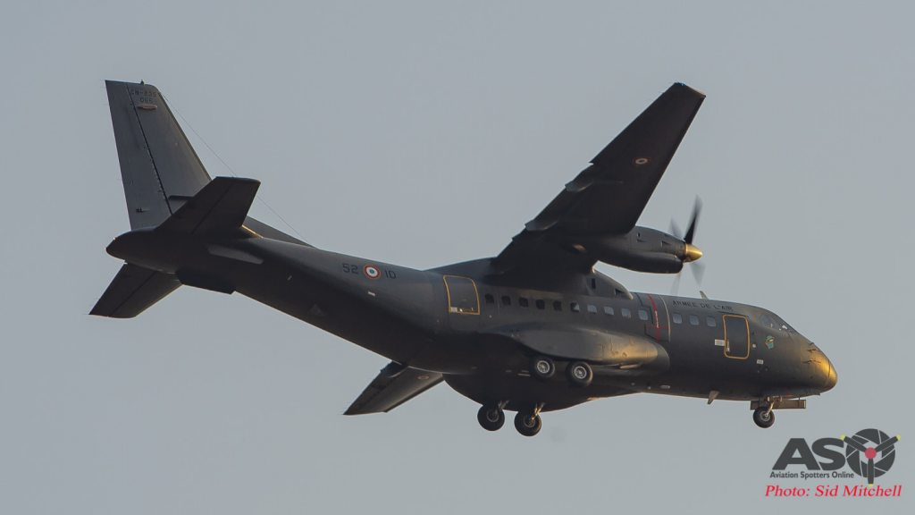 French New Caledonian CASA CN-235