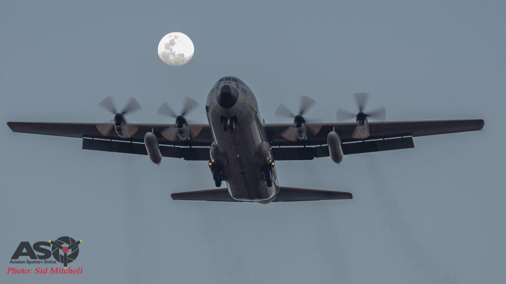 RTAF Lockheed C-130H