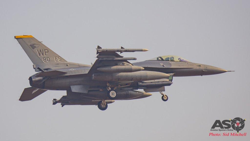 USAF GD F-16C (CM)