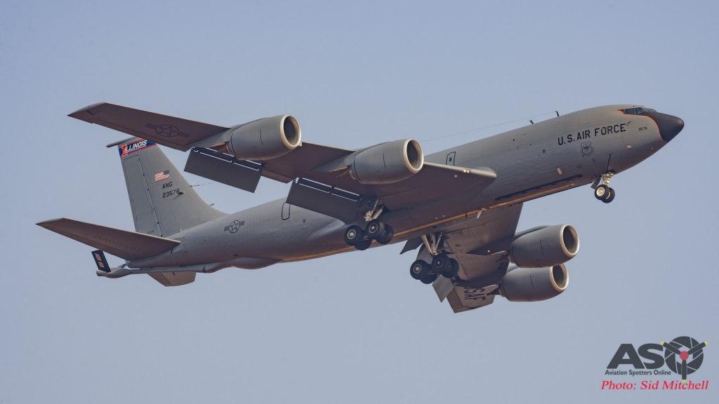 USAF KC-135R Stratotanker