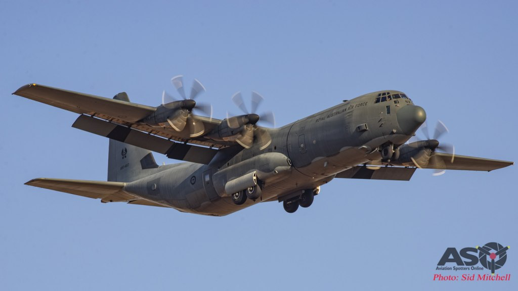 RAAF Lockheed Martin C-130J Hercules