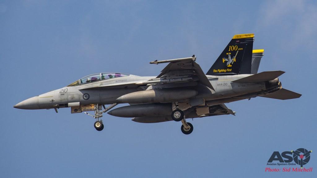 F/A-18F A44-210