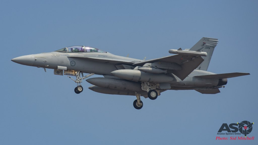 RAAF EA-18G Growler