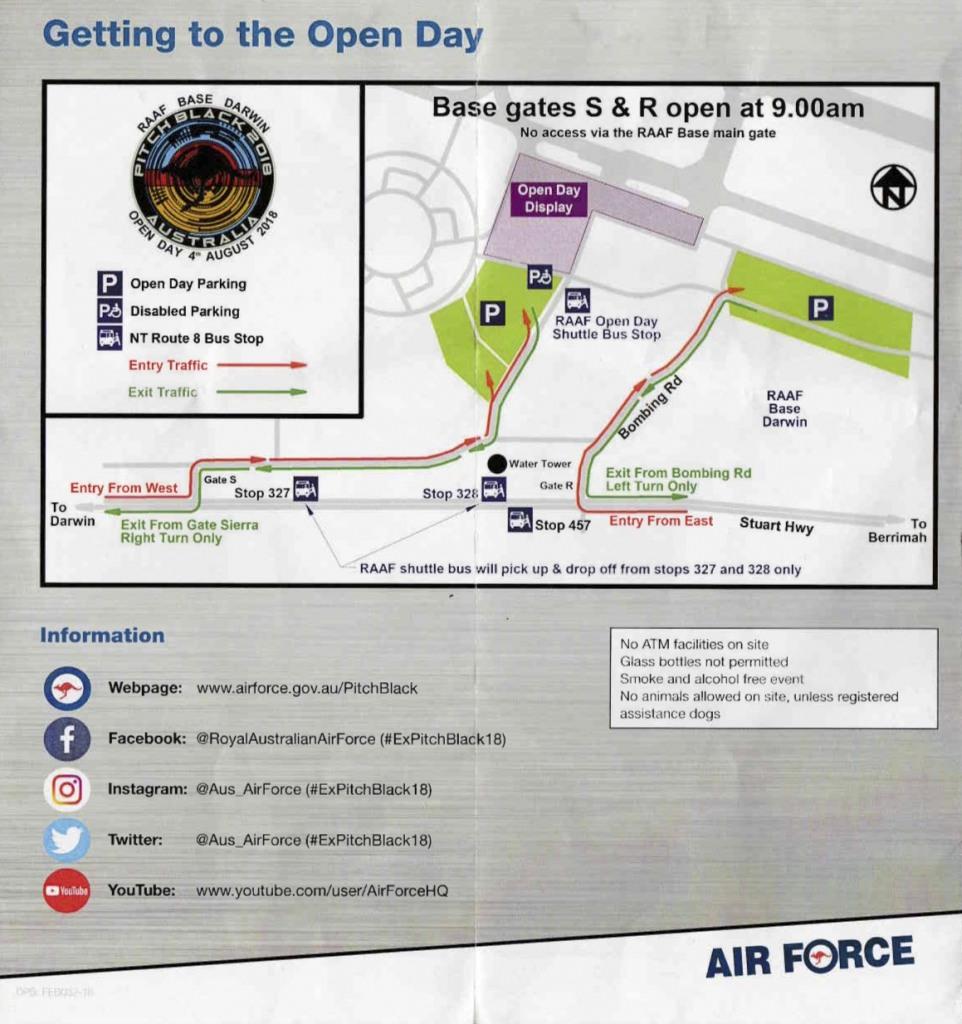 PB opening map