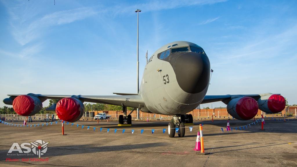 RSAF KC-135R Stratotanker