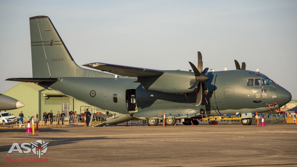 C-27J Spartan A34-010