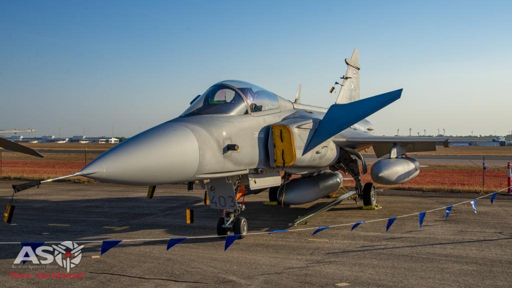 RTAF SAAB JAS-39A Gripen
