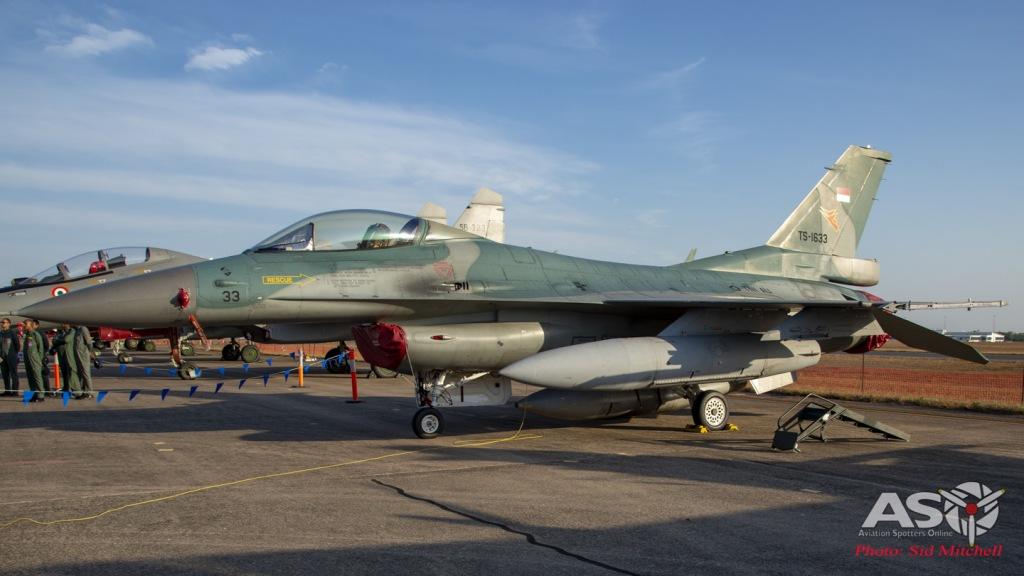 TNIAU F-16C Falcon