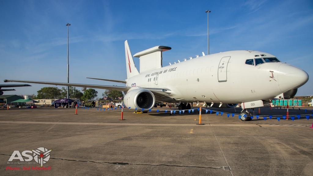 RAAF E-7A Wedgetail A30-001