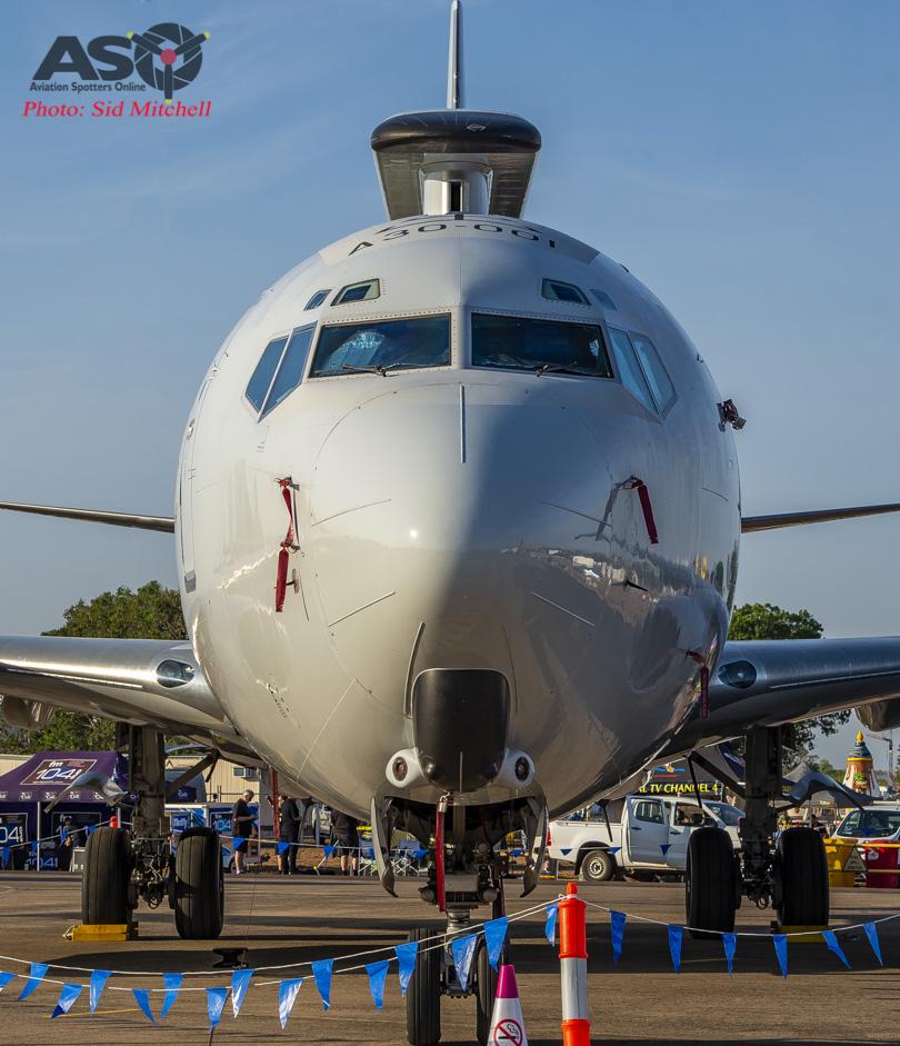 RAAF E-7A Wedgetail