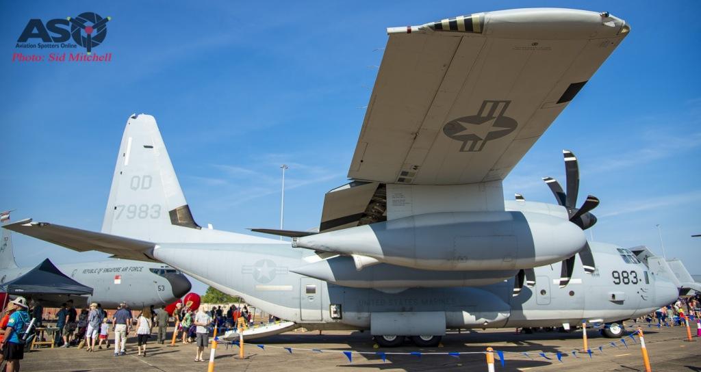 USMC KC-130J Hercules