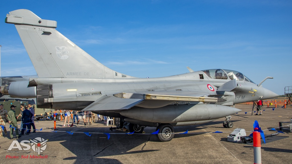 French Air Force Rafale B