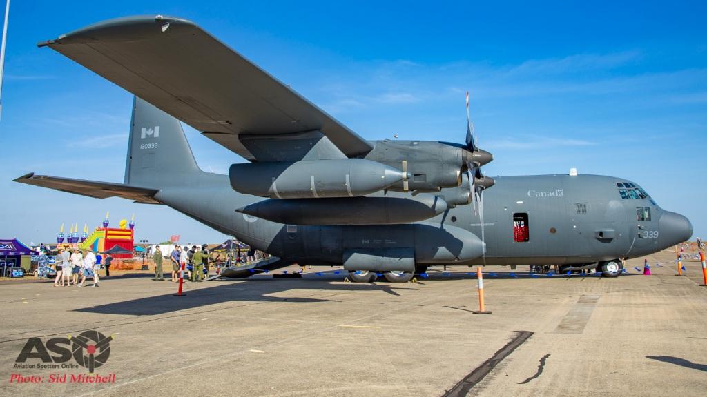 RCAF CC-130HT