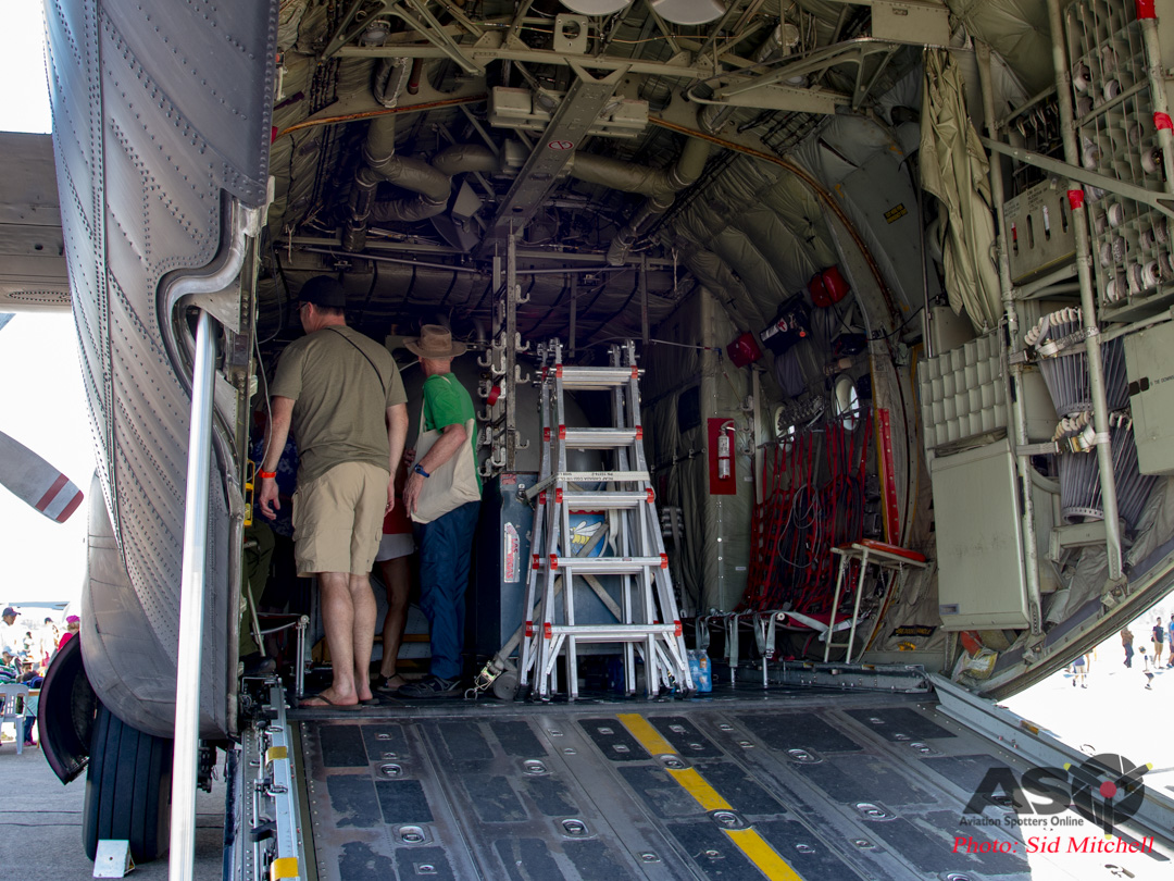 RCAF CC-130HT Hercules