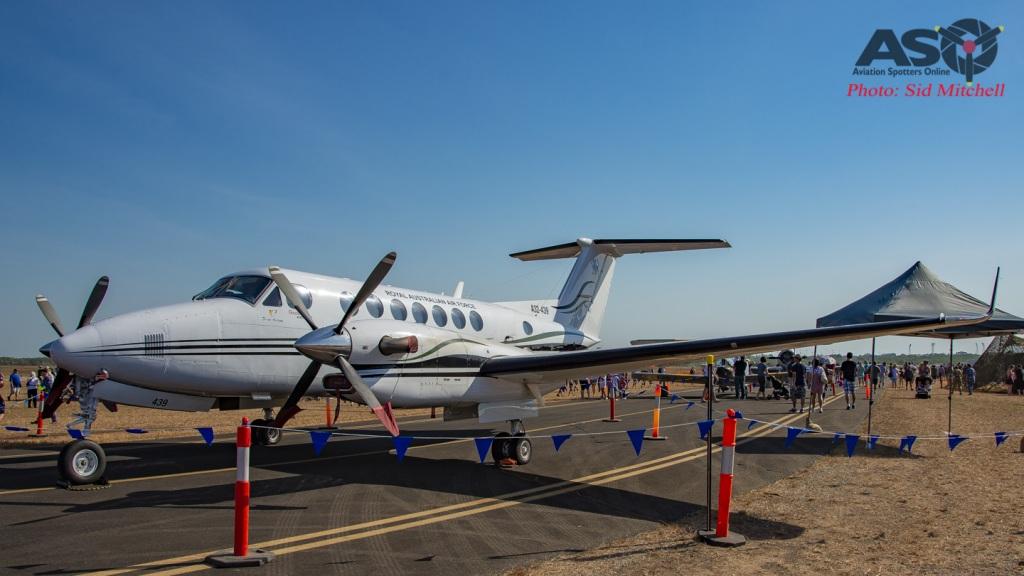 RAAF KA-350 A32-439