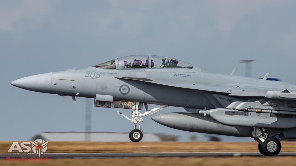 RAAF E/A-18G Growler
