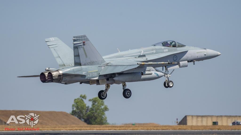 RAAF F/A-18A 'Classic' Hornet