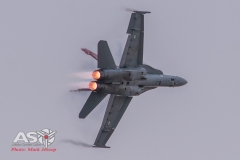 F/A-18A Hornet A21-35.