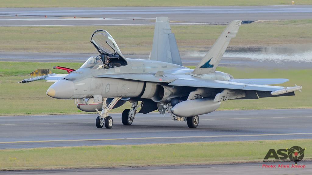 F/A-18A Hornet A21-9 77SQN
