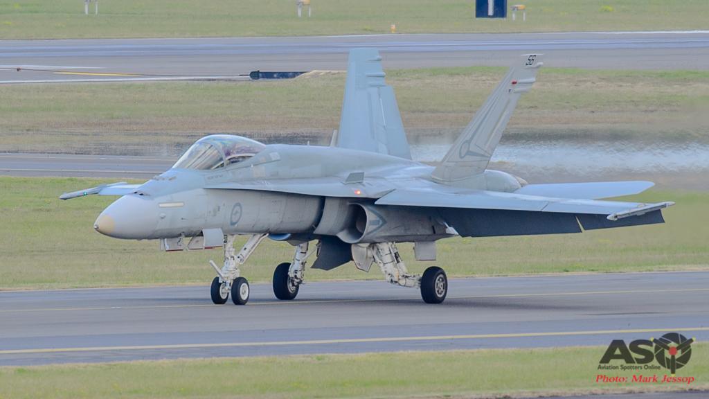F/A-18A Hornet A21-56 2OCU