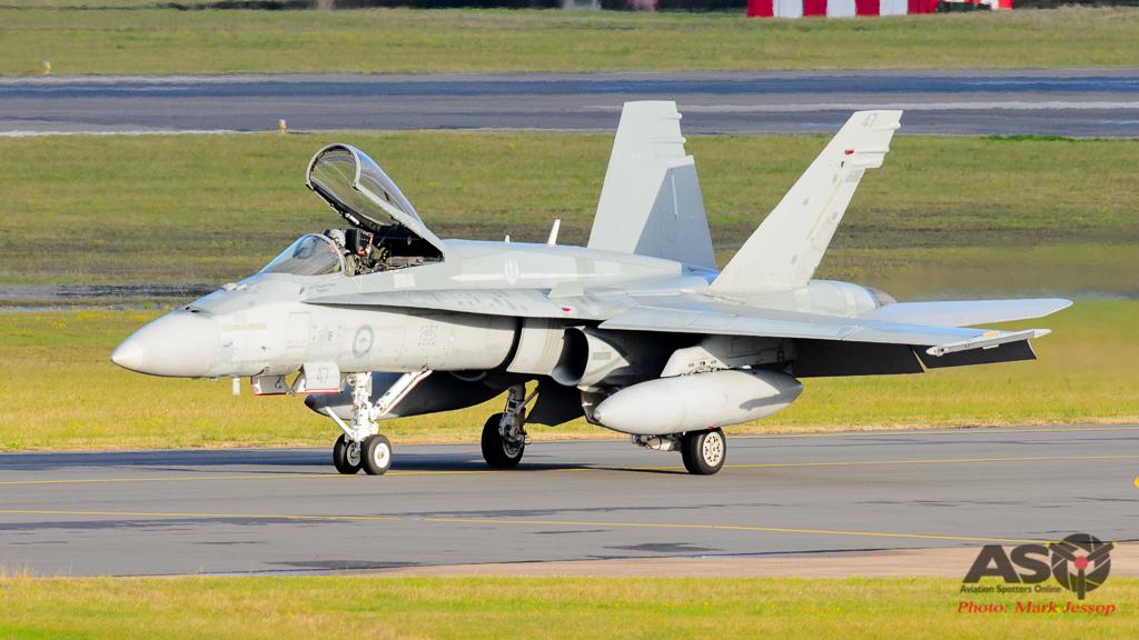 F/A-18A Hornet A21-47 3SQN