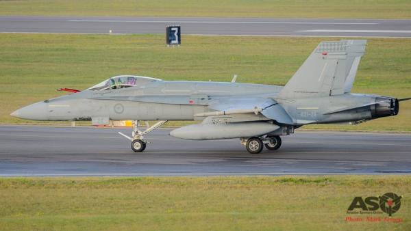 F/A-18A Hornet A21-24 77SQN
