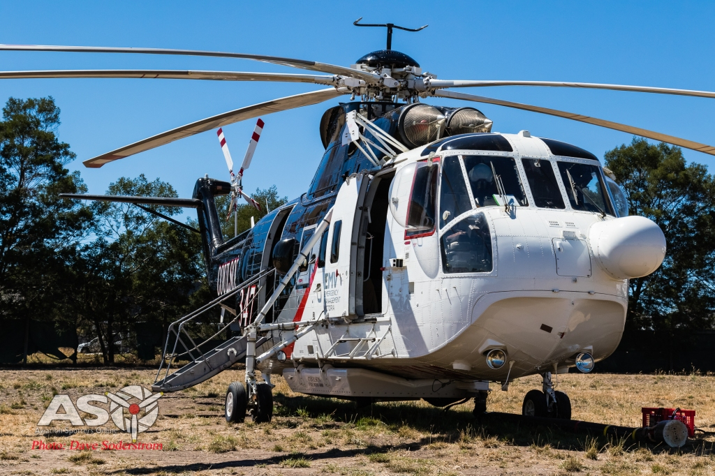 C-FIRX Coulson S-61A ASO (1 of 1)