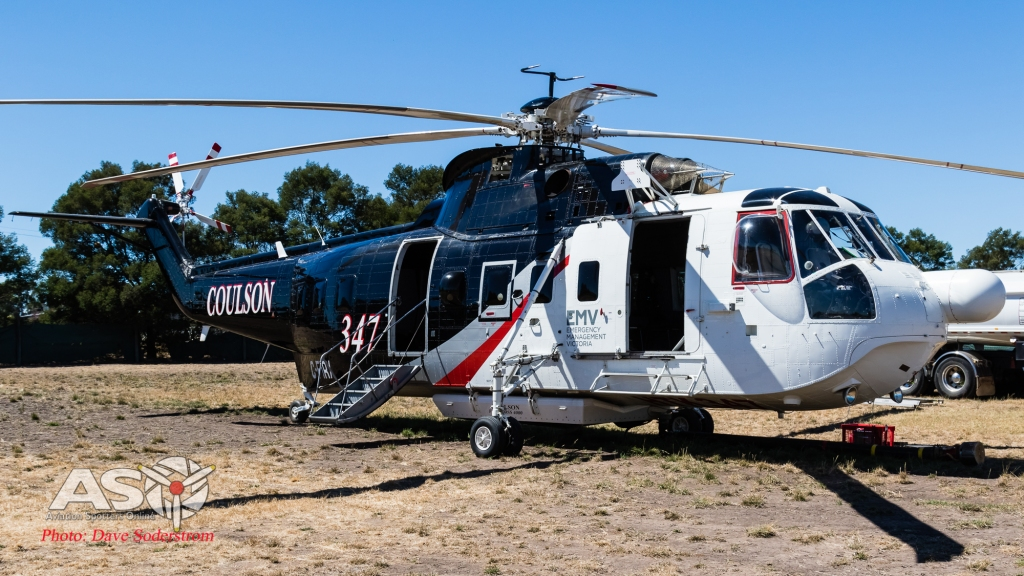 C-FIRX Coulson S-61N ASO (1 of 1)