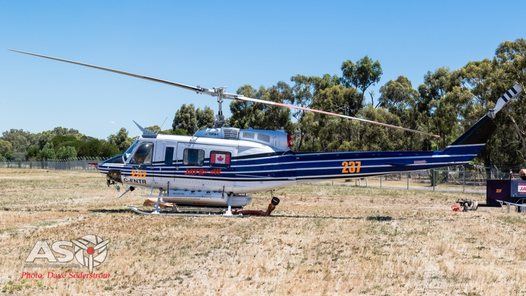 C-FNTR Great Slave Helicopters Bell 205 ASO (1 of 1)