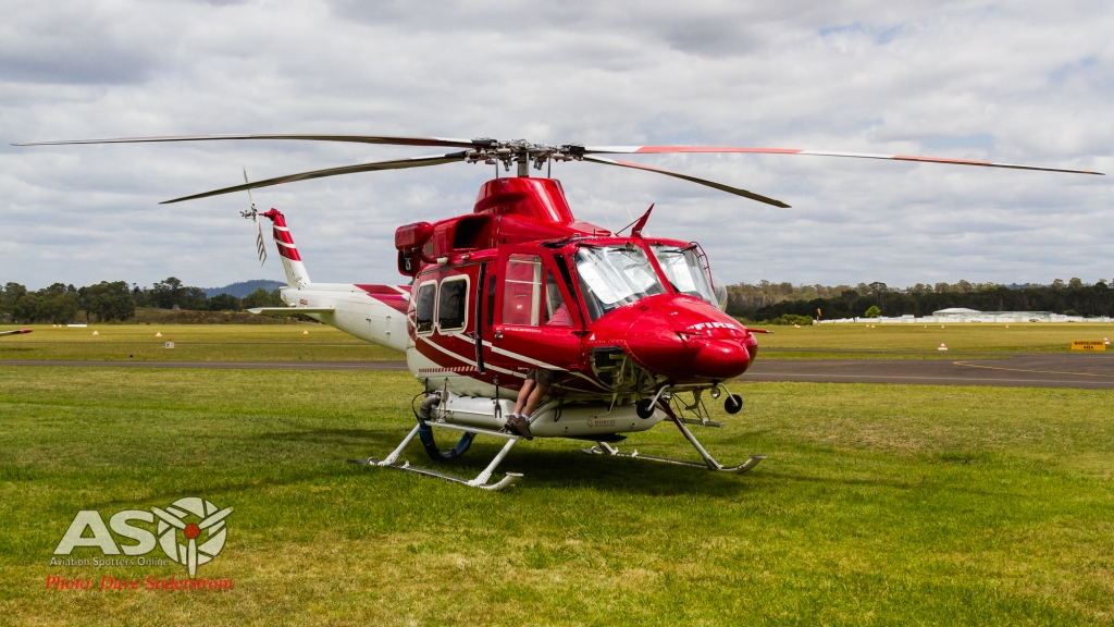 C-FWTQ Wildcat Helicopters Bell 412 ASO 3 (1 of 1)