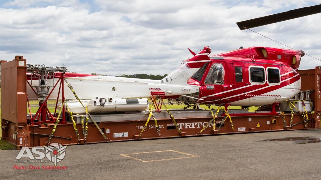 C-GBND Wildcat Bell 412 ASO (1 of 1)