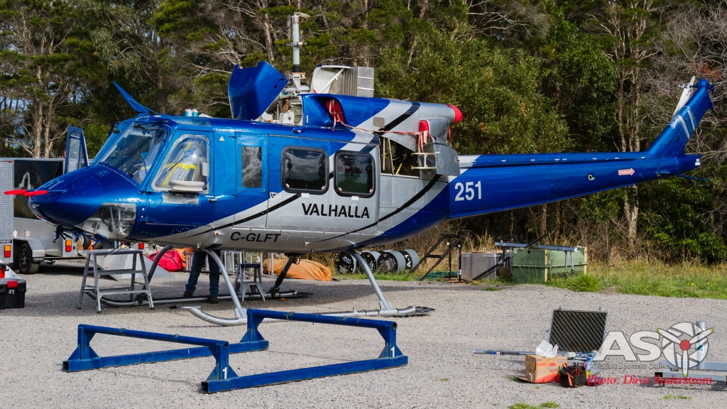 C-GLFT Valhalla Helicopters Bell 412 ASO 2 (1 of 1)